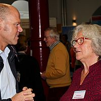 16 WHT17 Ulf Bodenhagen und Barbara Wille-Lehmann, Vorstand LVHP